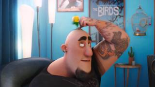 Happy Ending scene Secret Life of Pets Lovely Day by Bill Withers HD