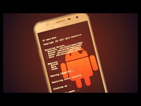 How To Root Samsung SM-J701F J7 Core J7 NXT | SM-J701F Root TWRP