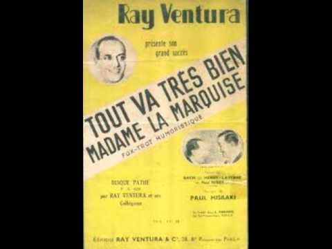 Tout va tr s bien madame la marquise r tropolitain - Madame tout va bien ...