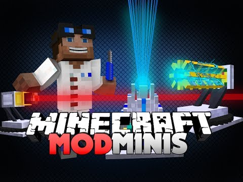 Minecraft Mod Minis - ROTARY CRAFT