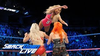 Download Video Fatal 5-Way Match - Winner Becomes Survivor Series Captain: SmackDown LIVE, Oct. 24, 2017 MP3 3GP MP4