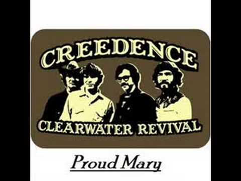 Proud Mary (1969) (Song) by Creedence Clearwater Revival
