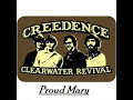 Creedence Clearwater Revival - Proud Mary - 1960s - Hity 60 léta