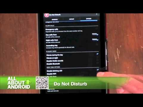 Video of Silence Premium Do Not Disturb