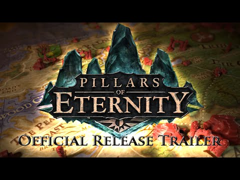 Pillars of Eternity - Release Trailer [NA] thumbnail