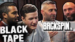 """Hip-Hop-Film: """"Blacktape"""" – Falk, Staiger und Sekou im Interview mit Niko (BACKSPIN TALK)"""