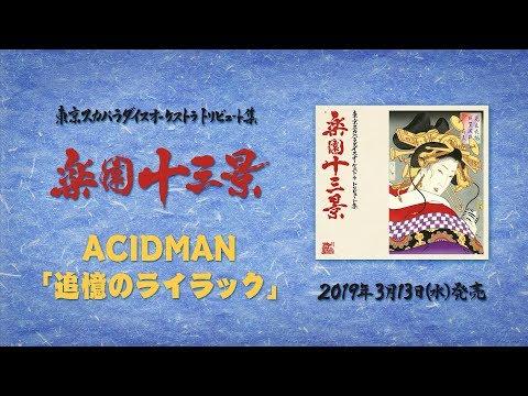 ※コメントあり※ ACIDMAN「追憶のライラック」 (東京スカパラダイスオーケストラ・トリビュート集 『楽園十三景』収録)