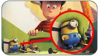 10 Секретов в мультфильмах