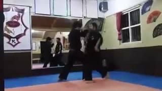 3 RD Degree Brown Belt Blinding Sacrifice Kenpo Karate