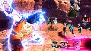 Can Goku Beat 100 Players Back-To-Back In Dragon Ball Xenoverse 2?