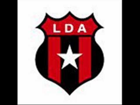 """""""Salta Rojinegro"""" Barra: La 12 • Club: Alajuelense"""