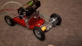 Jak vyrobit autíčko na baterky