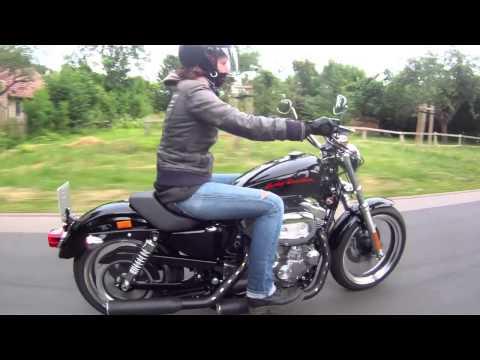 2013 Harley-Davidson Sportster Super Low XL883L