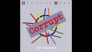 Depeche Mode - Corrupt (original instrumental)