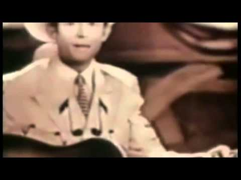 Hank Williams   I'm So Lonesome I Could Cry   live 1951   remastered 2013