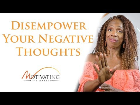 Lisa Nichols – Disempower Your Negative Thoughts