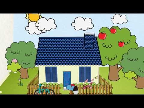 Video of Bilingual Audio Story