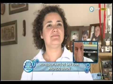 Conocemos a Mauricio Barón, San Juan