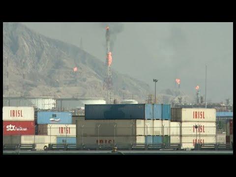 العقوبات الأمريكية على إيران ضربة قوية للصادرات الفرنسية!