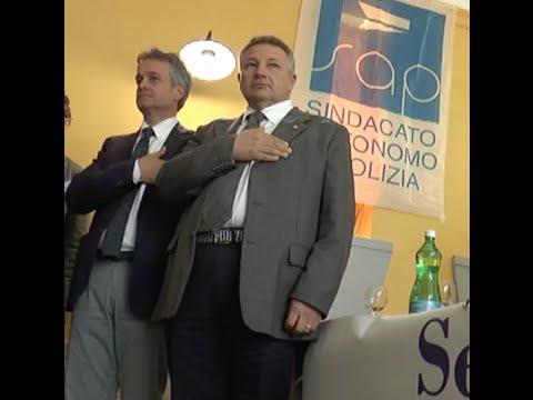 """TONELLI (SAP) INCONTRA I COLLEGHI POLIZIOTTI: """"CONTRO LA CAMORRA OCCORRONO MEZZI E UOMINI"""". GUARDA IL VIDEO"""