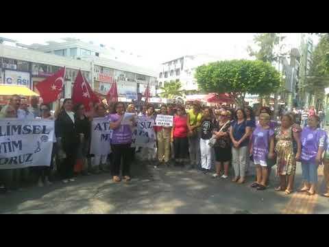 Atatürksüz müfredatı kınadılar