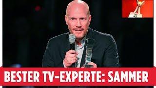 """""""Bei Analysen Muss Man Emotional Werden"""" I Bester TV-Experte Matthias Sammer I SPORT BILD AWARD 2018"""