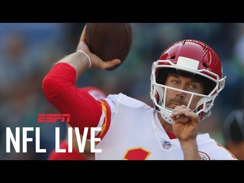 Is Alex Smith underappreciated in Kansas City?   NFL Live   ESPN
