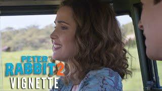 PETER RABBIT 2 Vignette – Bea and Mr. McGregor
