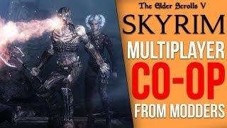 Skyrim Multiplayer Co-op is here!