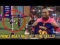 Kevin Prince Boateng Zeigt Uns Seine Skills Beim FC Barcelona!!
