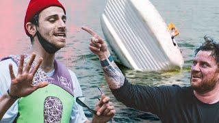 Motor an Boot bauen & Sinken | Kliemannsland