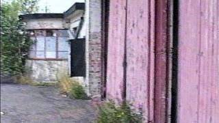 preview picture of video 'Abandoned BAC Weybridge Fire Station at Brooklands 1986'