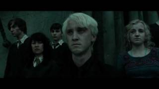 Draco Malfoy Scenes In Deathly Hallows Part 2 [HD]
