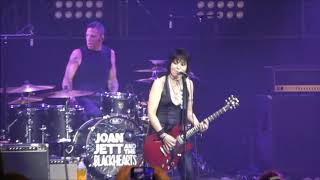 Joan Jett & The Blackhearts - Bad Reputatian/Cherry Bomb 6/9/2018 LIVE in Houston