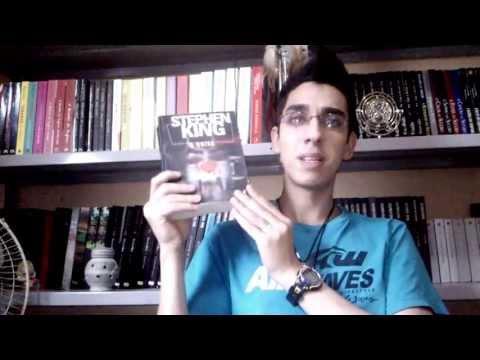 Vídeo-Resenha de A Coisa no canal literário Ler Vicia