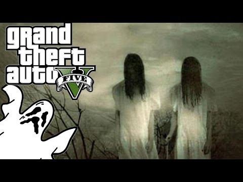 Fantôme du Mont Gordo et son Histoire - Easter Eggs [GTA 5 ONLINE]