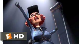 Madagascar 3 (2012) - Dubois Sings Scene (7/10) | Movieclips