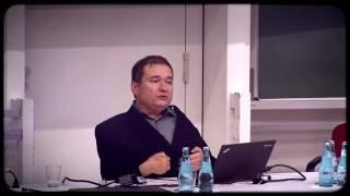 """Stiftungsprofessur 2016: Onur Güntürkün - """"Die Entstehung Von Emotionen"""" (24.05.2016)"""