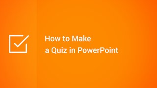 How to Make a Quiz in PowerPoint