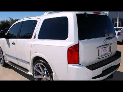 2005 Infiniti QX56 w/Navigation w/26 Wheels SUV in Grapevine, TX 76051