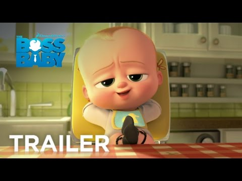 The Boss Baby - Movies For Juniors