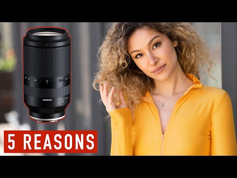 Tamron 70-180mm - 5 Reasons to choose it (vs GM 70-200)