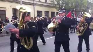 preview picture of video 'Wadowice. Obchody Święta Konstytucji 3 Maja'