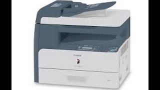 [Tutorial] Como instalar Fotocopiadora canon ir1024 series como impresora por USB