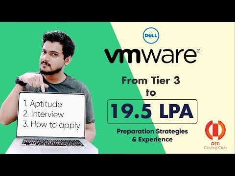 VMware Placement Preparation |  VMware Interview Experience Questions | VMware Recruitment
