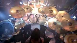 Daniel Erlandsson (Arch Enemy) Bloodstained Cross - Drumcam