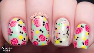 Behind The Blog: Chalkboard Nails   Nail Art Inspiration