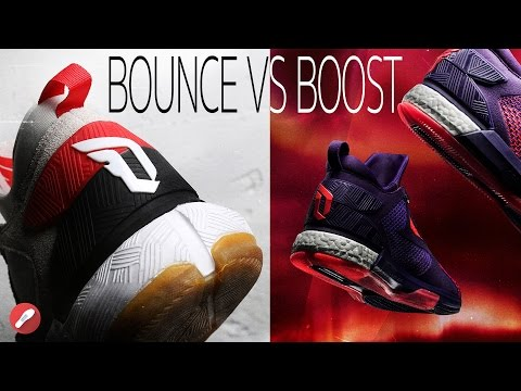Adidas Bounce vs. Boost!
