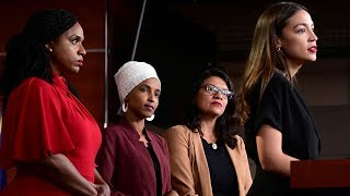 video: Who are 'the squad', the US Congresswomen at the centre of the Trump row?