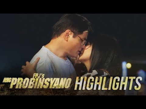 Oscar and Lily get intimate with each other   FPJ's Ang Probinsyano (With Eng Subs)